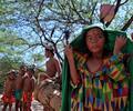Población indígena wayúu en La Guajira