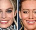 Margot Robbie y Hilary Duff