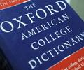 Diccionario Oxford