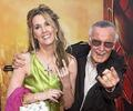 Stan Lee y Joan Celia Lee