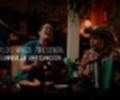 Carlos Vives y Egidio Cuadrado en La Guajira, durante el trabajo documental 'Colombia en una canción'