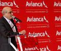 Germán Efromovich, presidente de la junta directiva de Avianca
