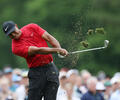 Tiger Woods en el Augusta National Golf Club, en Augusta, Georgia (Estados Unidos)