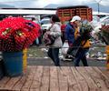 Bogotá, en medio de la conmemoración del Día de la Madre