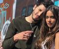 La cantante aclaró que tipo de relación lleva con el colombiano.