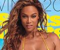 Tyra Banks en Sports Illustrated