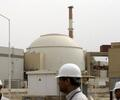 Planta energía nuclear en Irán