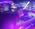 Hombre cae de atracción mecánica en Velez, Santander