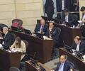 Óscar Iván Zuluaga, presente en debate de Odebrecht en el Senado