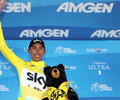 Egan Bernal, campeón del Tour de California 2018