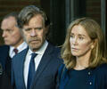 Felicity Huffman y su esposo William H. Macy