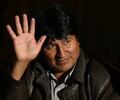 Evo Morales, expresidente de Bolivia.