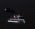 Crucero Greg Mortimer fondeando en Uruguay