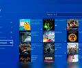 Librería de juegos en la PlayStation Network