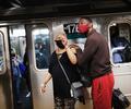 Metro de Nueva York, coronavirus