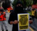 Manifestaciones en Jalisco por muerte de Giovanni López a manos de la policía