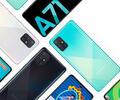 Samsung Galaxy A71, smartphone gama media