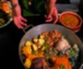 Sancocho cocina restaurantes