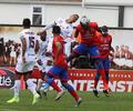 Deportivo Pasto y el Deportes Tolima