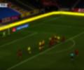Gol 100 Cristiano con Portugal