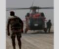 Helicóptero se accidenta en el Sinaí