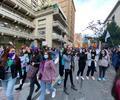 Marcha de mujeres violencia