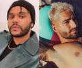 The Weeknd y Maluma