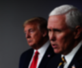 Mike Pence, vicepresidente del gobierno de Donald Trump