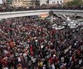 Manifestaciones en Birmania contra el golpe de Estado