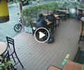 Robo en un local comercial