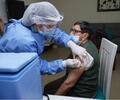 Vacunación en Bogotá