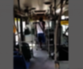Agresión en Metrolínea, usuario fue atacado por un hombre.