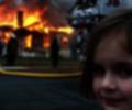 Meme 'disaster girl'