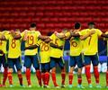 Selección Colombia en la Copa América 2021