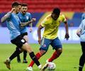 Selección Colombia vs Uruguay en Copa América 2021