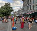 Calles de Quebec, Canadá