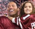 Entrenando a Papá: Payton, así luce niña de película de La Roca