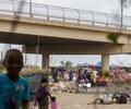 Migrantes haitianos en frontera México y EE.UU.