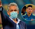 Selección Colombia noticias, James Rodríguez hoy, Eliminatorias Qatar 2022
