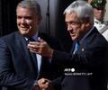 Iván Duque y Sebastián Piñera