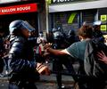 Protestas en París contra pasaporte sanitario