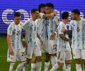 Selección de Argentina - 2021