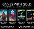 Xbox games gold Septiembre 2021