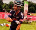 Alexandar Richardson, ciclista asaltado