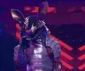 Armadillo - ¿Quién es la máscara?