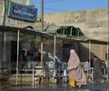 Afganos recorriendo las calles de Kabul
