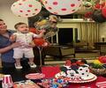 Cumpleaños del hijo de James Rodríguez
