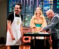 Frank Martínez ante el jurado de Master Chef Celebrity