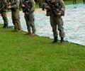 Unidad de policía en operativo contra Clan del Golfo